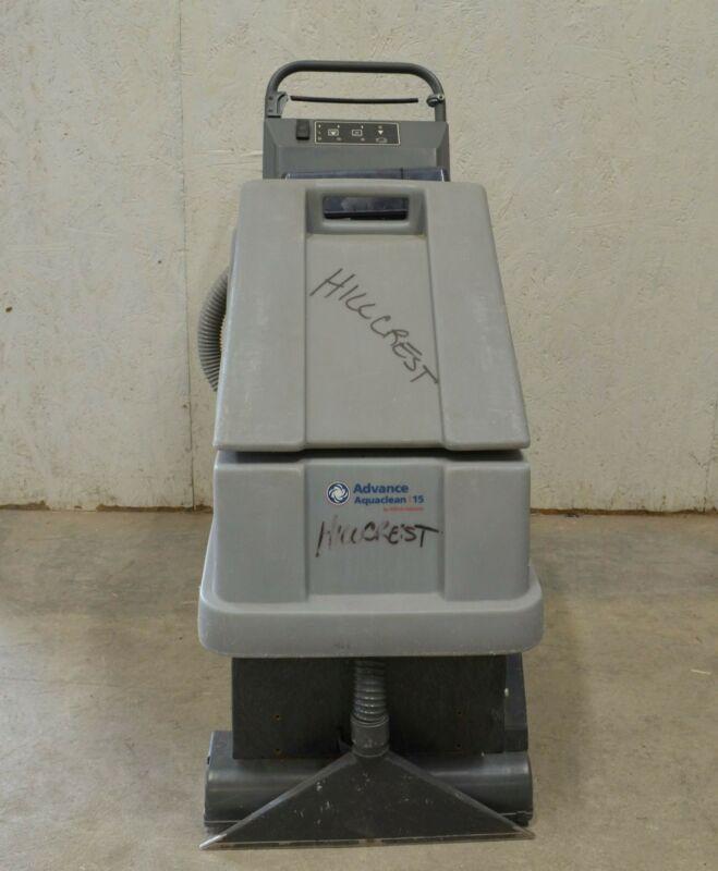 Advance Aquaclean 15 Carpet Extractor Floor Cleaner No. 56264001 120V
