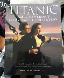 Titanic Illustrated screenplay