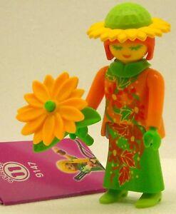 flores-Hada-PLAYMOBIL-FIGURAS-11-Chicas-9147-para-Magico-Fairy-Ojos-magia-bosque