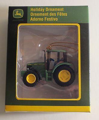 Enesco John Deere Tractor Ornament MIB NRFB #3