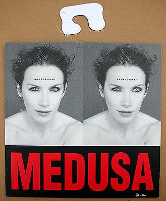 ANNIE LENNOX Eurythmics Medusa UK Promo 2 Sided Hanging Store Display Mint- 1995