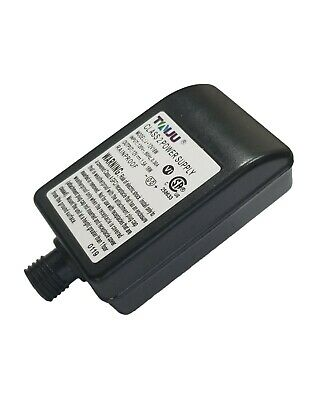 TAIJU LED / Inflatable Power Supply Adapter 12Vdc 1.5A 1500mA 1.5Amp CSA LISTED (Christmas Inflatable Power Supply)
