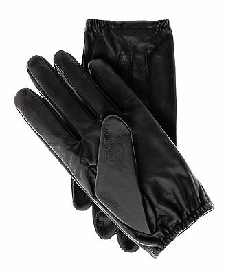 Spectra Lined Leather Duty Gloves - Cut Resistant Spectra Liner Size XL