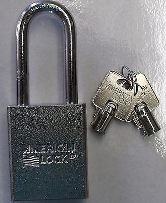 American Lock A7201 Case Hardened Rekeyable Padlock