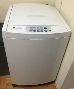 Portable Apartment size washer.