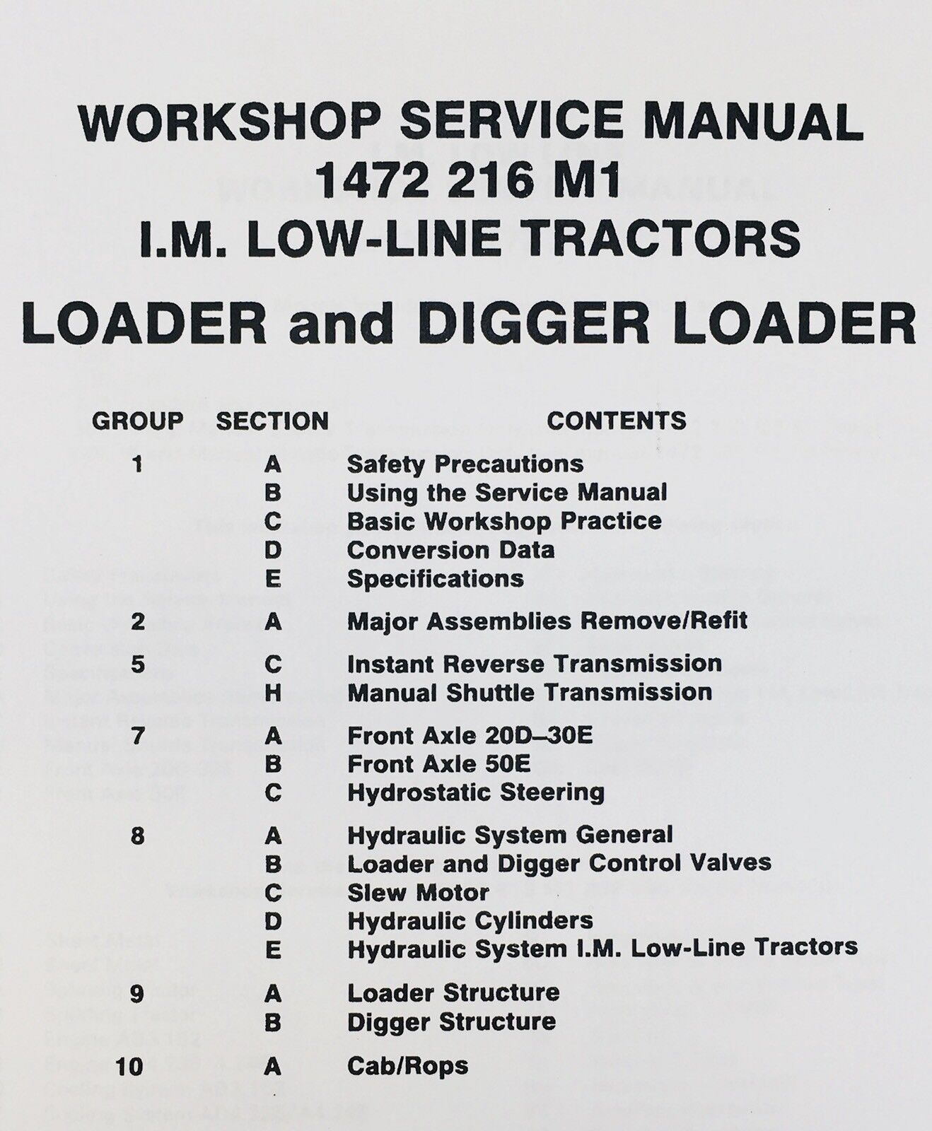 This is a new reproduction of an Original Equipment Manufacturers (OEM)  Manual