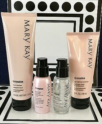 NEW Mary Kay TimeWise Miracle Set Combination/Oily & FULL SIZE GIFT W/PURCHASE!