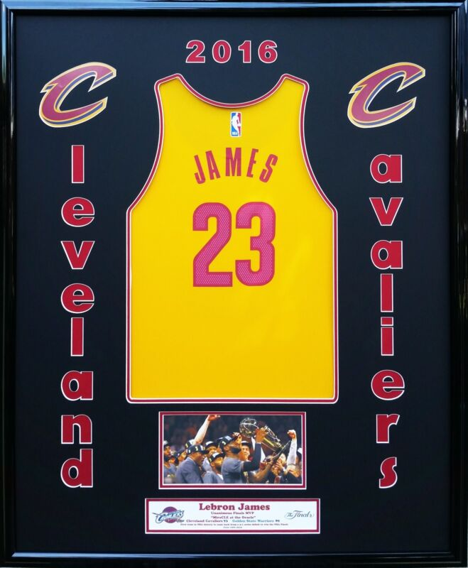 Custom Jersey and Garment Framing 40 x 32 inches Unlimited openings one rate