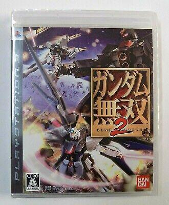 """""""BRAND NEW"""" Gundam Musou 2 - PS3 FACTORY SEALED comprar usado  Enviando para Brazil"""