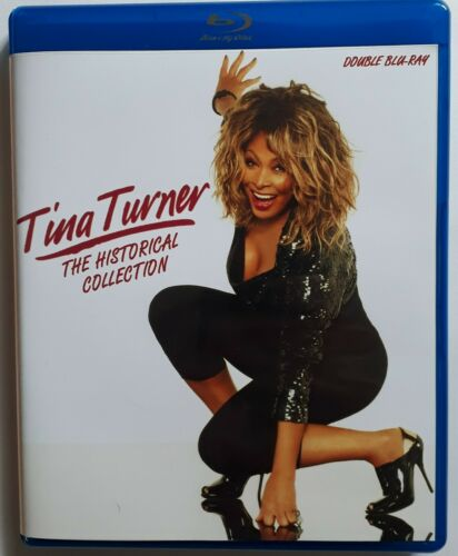 Tina Turner The Collection Bluray