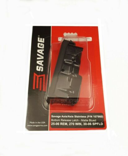 Savage Arms Magazine For Axis Series 25-06/.270/.30-06 - 4 Round Rifle Mag 55233
