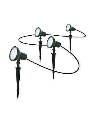 Osram LED Gartenspot Set Endura 4 Spots 16,5 Watt