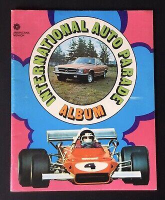 Americana Munich - International Auto Parade Album