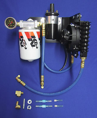 SA-200 OIL FILTER & POWERED FAN OIL COOLER LINCOLN WELDER TEXAS TWISTER 2