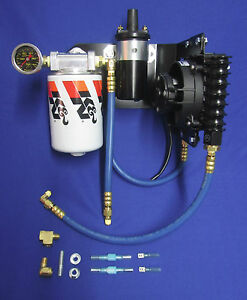 Fits Lincoln Welder Sa-200 Oil Filter & Powered Fan Oil Cooler Texas Twister 2
