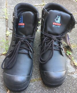 Steel Blue Safety Boots size 12