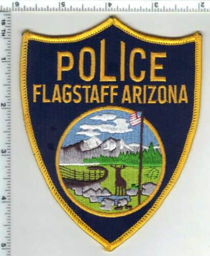 Flagstaff Police (Arizona) 3rd Issue Shoulder Patch