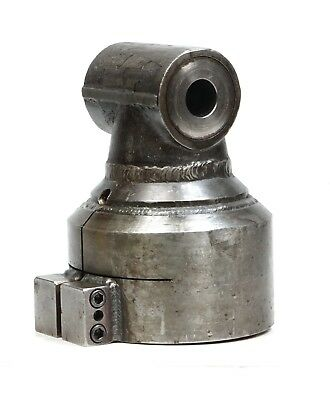 Bridgeport Milling Head Right Angle Attachment 90 Cat40 Shank 1 Spindle
