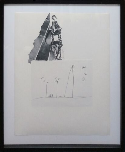 "Jim Dine ""tool Box 5"" 1966 | Rare Signed Screenprint | Others Avail | Gallart"