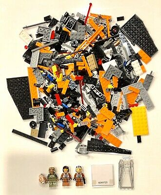 LEGO Star Wars Minifigures & PartsFrom Poe's X-Wing Fighter 75102 Incomplete Set