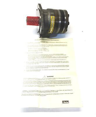 Parker Hannifin Hydraulic Motor W Igr Power Element 060-071-as Nos