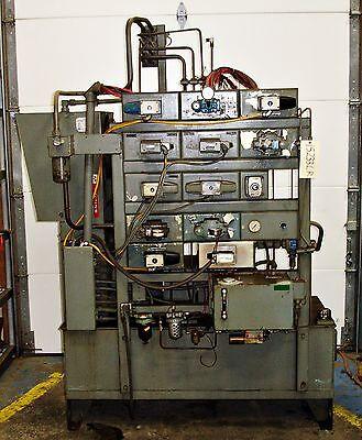 Turchan Hydraulic Power Supply Unit 25hp Modhd292 15233lr