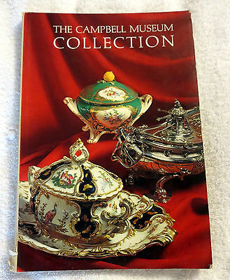 1972 The Campbell Museum Collection Auction Catalog in Camden, New Jersey Book