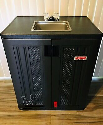 Portable Sink Mobile Nsf Handwash Self Contained Hot Water Concession.heavy Duty