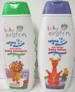Baby Einstein Extra Gentle Tearfree Baby Shampoo
