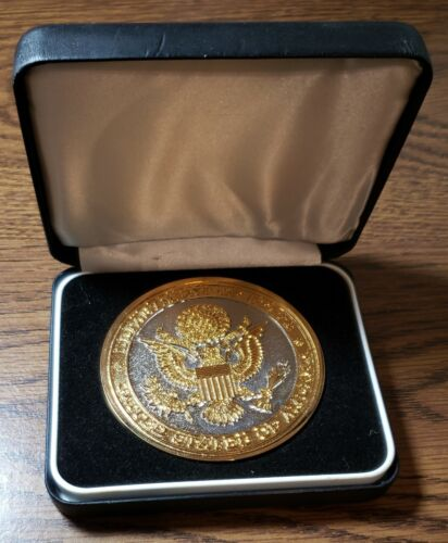 US Department of the State Overseas Operations 75th Anniversary Medallion