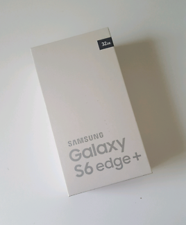 BRAND NEW Samsung Galaxy S6 Edge Plus - 32GB - Black