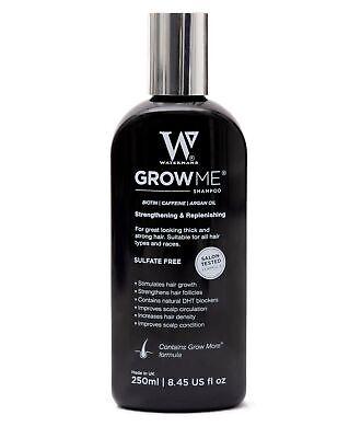 Best Hair Growth Shampoo Sulphate & Paraben Free, Caffeine, Biotin, Argan (Best Argan Oil For Hair Uk)