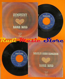LP-45-7-RARE-BIRD-Sympathy-Devils-high-concern-1970-italy-PHILIPS-cd-mc-dvd