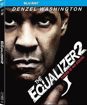 Shipping Code (Equalizer 2 (Bluray) No DVD No Digital Code No Slipcover Ships)