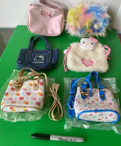~CHOOSE ONE~SANRIO HELLO KITTY BAG from Japan-ship free