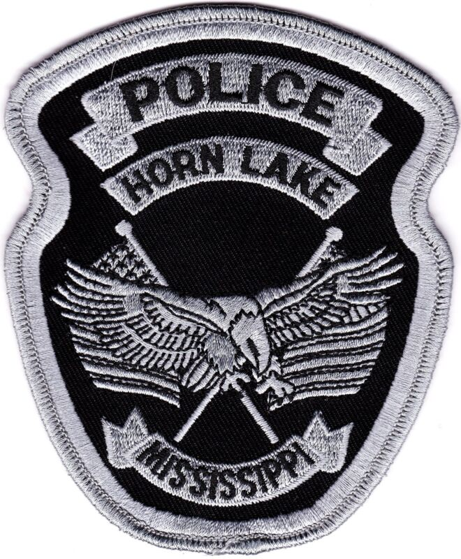 Horn Lake Police Patch Mississippi MS