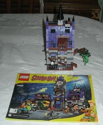 Lego Scooby Doo Mystery Mansion 75904 Replacement Building and Manual #3 Only