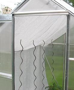 Profi Schattiernetz 5m x 4m * 70% Schattierwert * Hagelschutz * Schattennetz