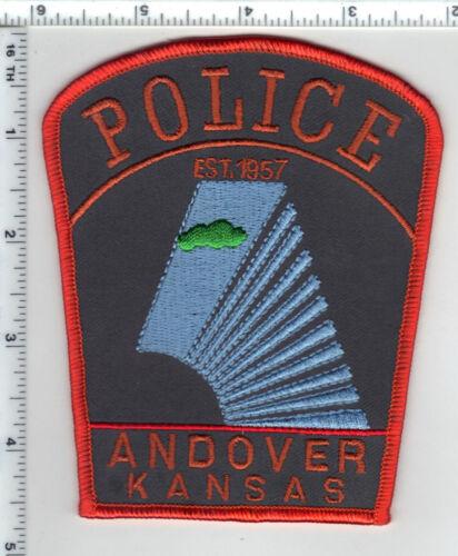 Andover Police (Kansas) Shoulder Patch - new