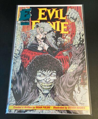 EVIL ERNIE #4 **Key Evil Ernie/Lady Death!** Eternity Comics (VF+/NM-) 8.5/9.0