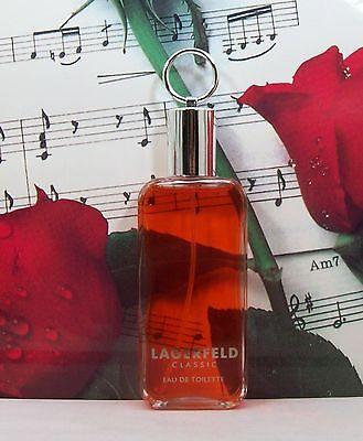 Lagerfeld Classic Edt Spray 2 0 Oz  By Unilever Cosmetics  Original Old Stock Ub