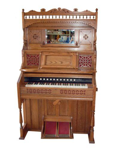 W.W Kimball Reed Pump Organ 1912