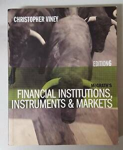 Financial Institutions, Instruments & Markets; C. Viney; 6th Ed. Glenelg North Holdfast Bay Preview