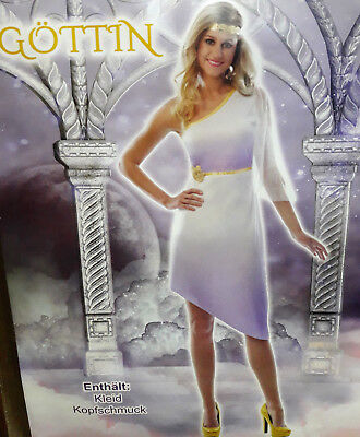 Frauenkostüm Göttin Kostüm Frauen Karneval Fasching Halloween Fantasy - Göttin Kostüm Frauen