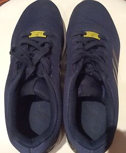 Adidas Navy Blue Shoes Size 10US Birrong Bankstown Area Preview