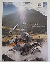Bmw R1200gs R1200 Gs Catalogo Depliant Pieghevole Brochure Prospekt Pubblicita -  - ebay.it