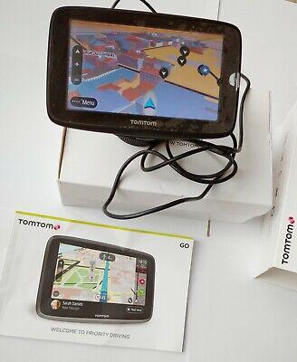 GPS Tomtom GO 520, wifi, bluetooth, écran tactile, main libre