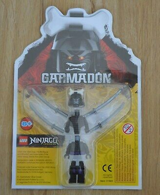 Lego® Ninjago™ Limited Edition Minifigur Garmadon im Blister Neu & OVP 2019 ()