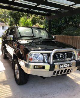2014 Nissan Navara D22 4X4 $20,000ono. Wollongong Wollongong Area Preview