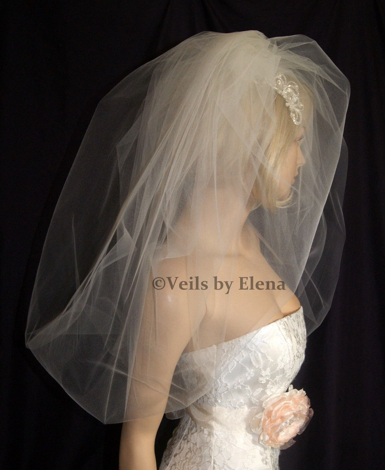Bridal Veils Made in USA